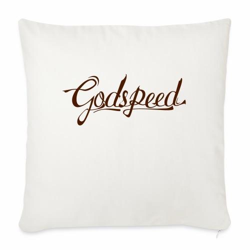 Godspeed 2 - Sohvatyynyt täytteellä 44 x 44 cm