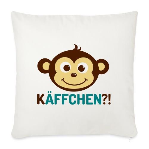 Monkey Käffchen 3 - Sofakissen mit Füllung 44 x 44 cm