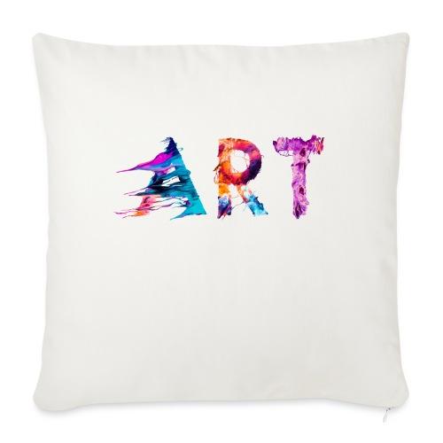 Art - Coussin et housse de 45 x 45 cm