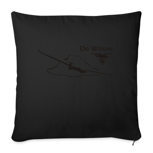 De Wouw Zweefvliegen 2016 - Sofa pillow with filling 45cm x 45cm