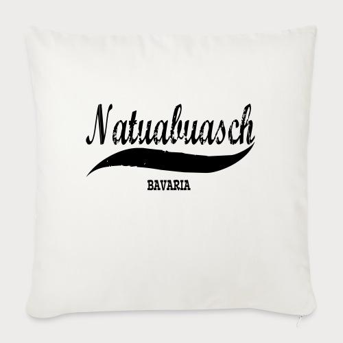 NATUABUASCH BAVARIA - Sofakissen mit Füllung 44 x 44 cm