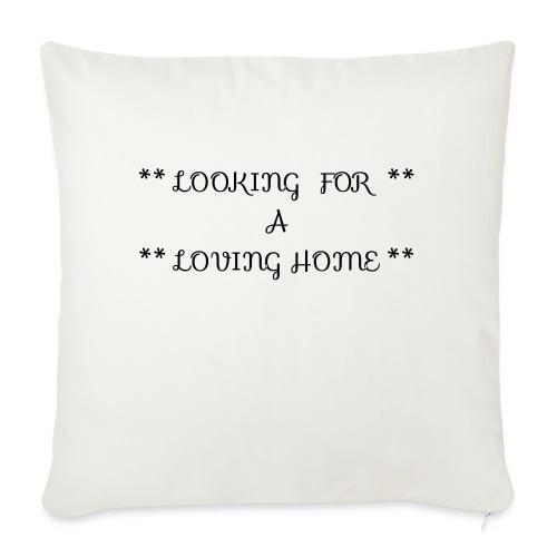 Loving home - Sohvatyynyt täytteellä 44 x 44 cm