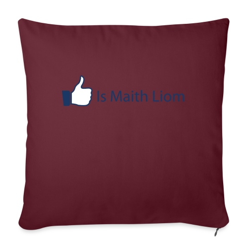 like nobg - Sofa pillow with filling 45cm x 45cm