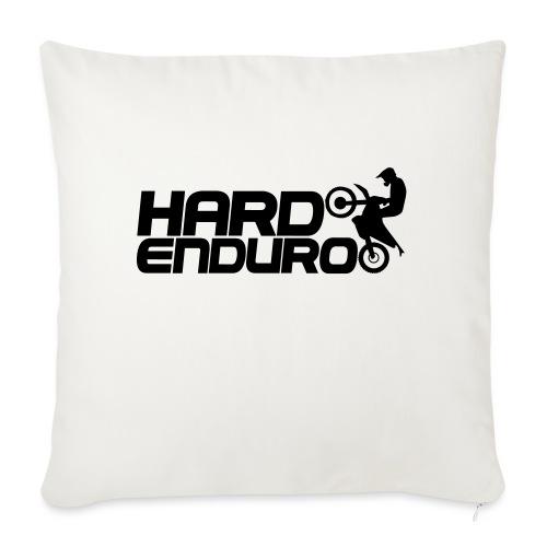Hard Enduro Biker - Sofakissen mit Füllung 44 x 44 cm