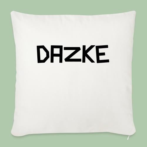 dazke_bunt - Sofakissen mit Füllung 44 x 44 cm