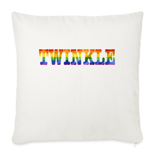 twinkle - Sofa pillow with filling 45cm x 45cm