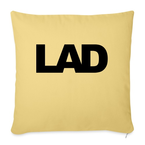 lad - Sofa pillow with filling 45cm x 45cm