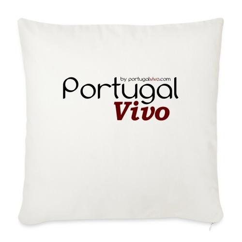 Portugal Vivo - Coussin et housse de 45 x 45 cm