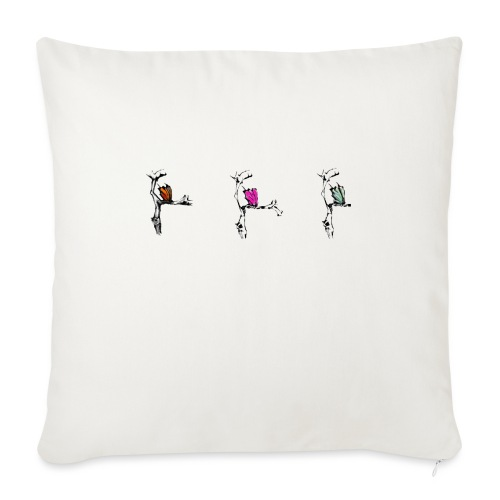 Flutterby - Sofa pillow with filling 45cm x 45cm