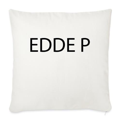 EDDE P - Soffkudde med stoppning 44 x 44 cm