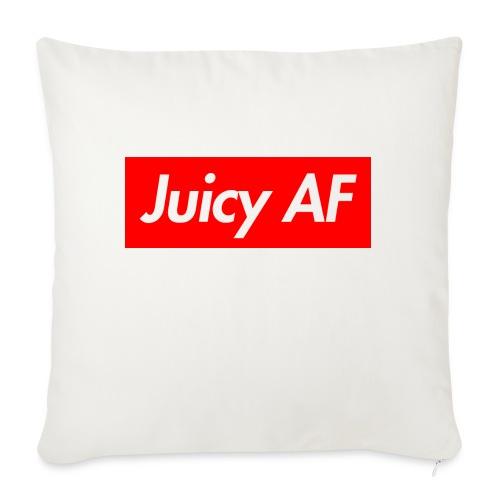 Juicy AF Front - Sofakissen mit Füllung 44 x 44 cm