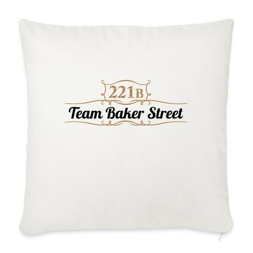 Team Baker Street - Sofakissen mit Füllung 44 x 44 cm