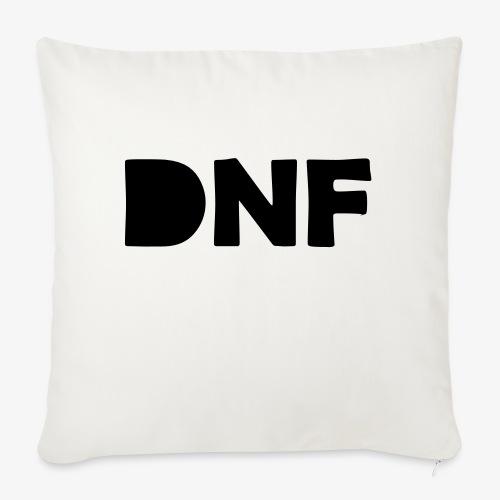 dnf - Sofakissen mit Füllung 44 x 44 cm