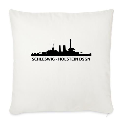 Schleswig-Holstein DSGN - Poduszka na kanapę z wkładem 44 x 44 cm