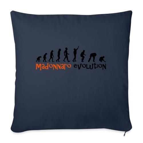 madonnaro evolution original - Sofa pillow with filling 45cm x 45cm