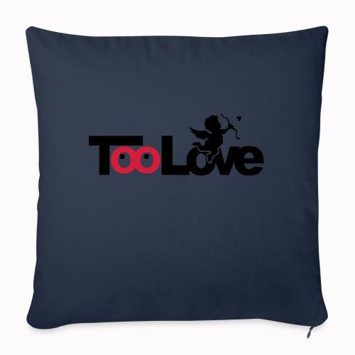 toolove21 - Cuscino da divano 44 x 44 cm con riempimento
