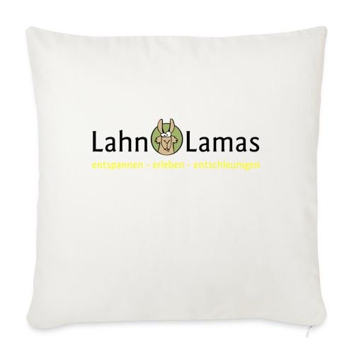Lahn Lamas - Sofakissen mit Füllung 44 x 44 cm