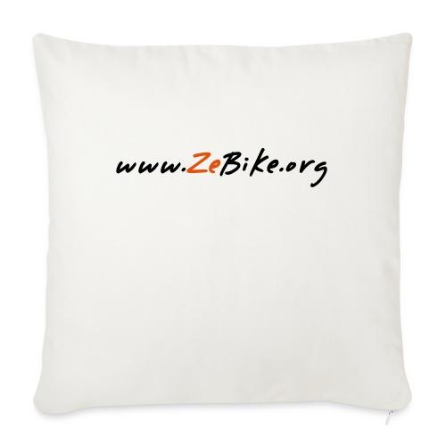 wwwzebikeorg s - Coussin et housse de 45 x 45 cm