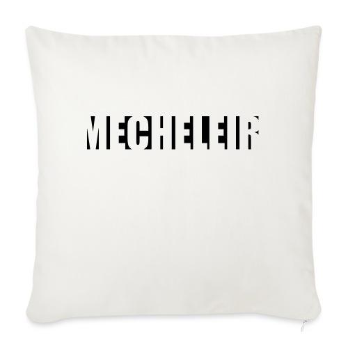 Mecheleir - Bankkussen met vulling 44 x 44 cm