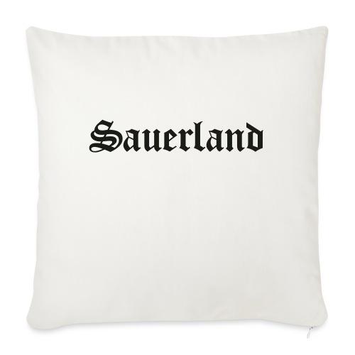 Sauerland - Sofakissen mit Füllung 44 x 44 cm
