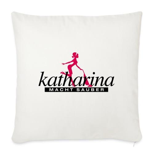 katharina - Sofakissen mit Füllung 44 x 44 cm