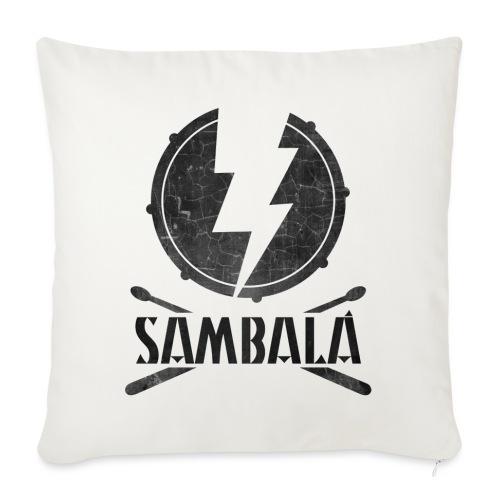 Batucada Sambala - Cojín de sofá con relleno 44 x 44 cm