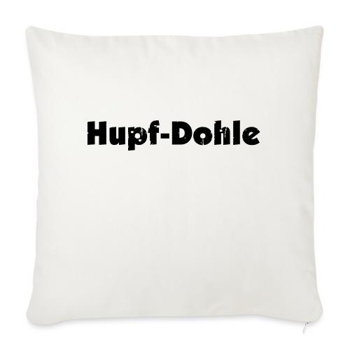 Hupf-Dohle - Sofakissen mit Füllung 44 x 44 cm