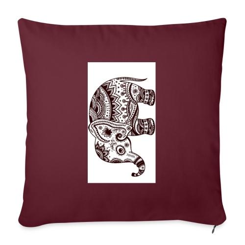 Your-Child Mandala Elefant - Sofapude med fyld 44 x 44 cm