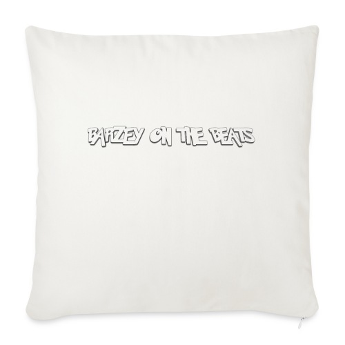 barzey on the beats 4 - Sofa pillow with filling 45cm x 45cm
