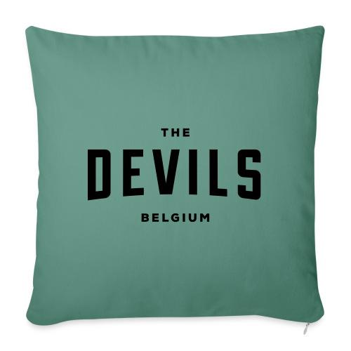 les diables belgique Belgique - Coussin et housse de 45 x 45 cm