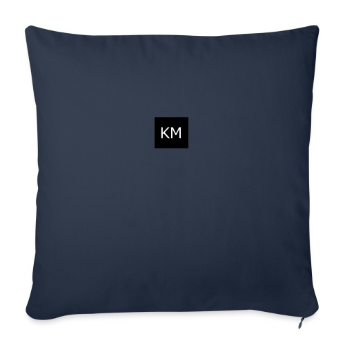 kenzie mee - Sofa pillow with filling 45cm x 45cm