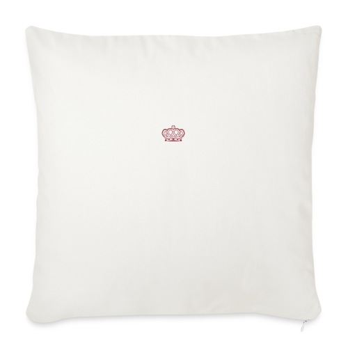 AMMM Crown - Sofa pillow with filling 45cm x 45cm