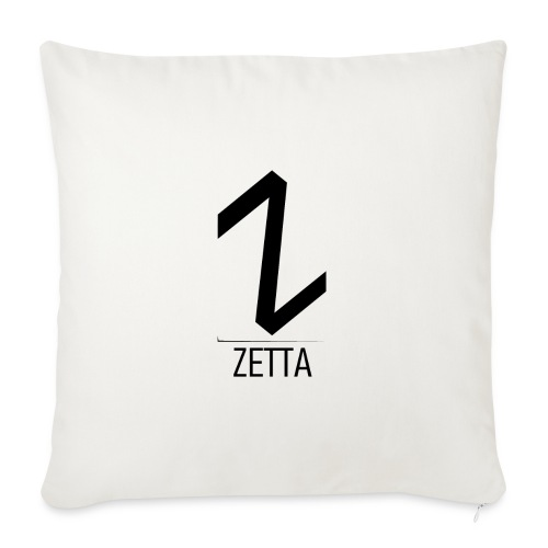ZettaGamer - Cojín de sofá con relleno 44 x 44 cm