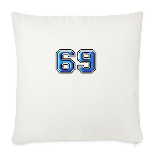 Immagine - Cuscino da divano 44 x 44 cm con riempimento