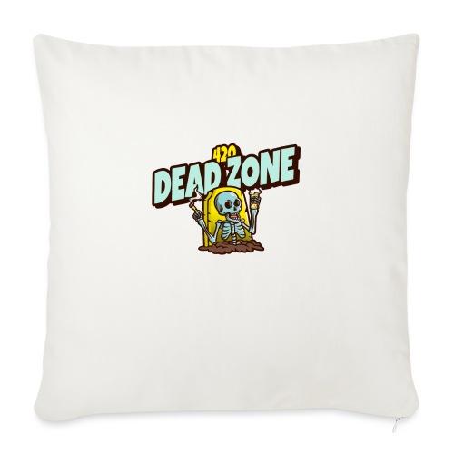 dead zone - Coussin et housse de 45 x 45 cm