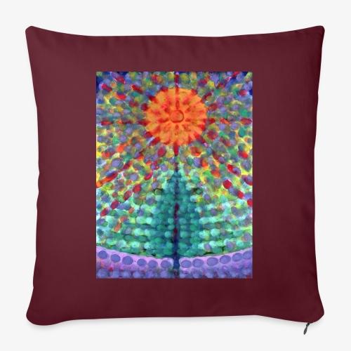 Miraż - Poduszka na kanapę z wkładem 44 x 44 cm