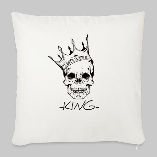 #Bestewear - King - Sofakissen mit Füllung 44 x 44 cm