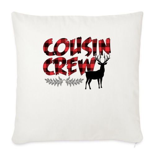 Cousin Crew - Sofa pillow with filling 45cm x 45cm