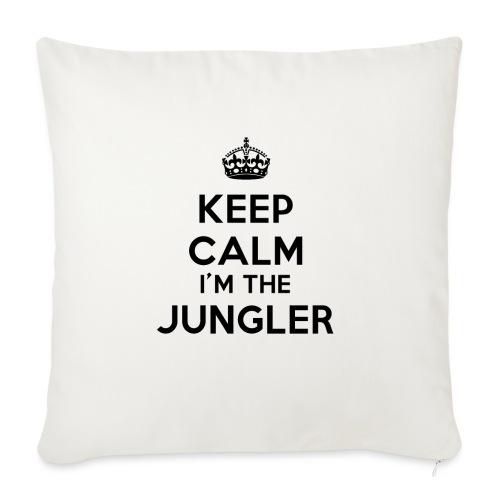 Keep calm I'm the Jungler - Coussin et housse de 45 x 45 cm