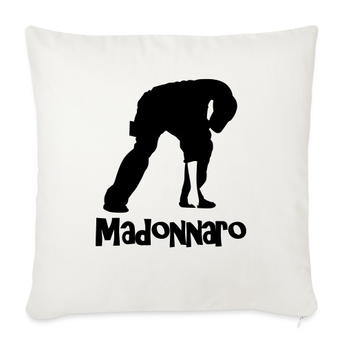 simpler version for logo - Sofa pillow with filling 45cm x 45cm
