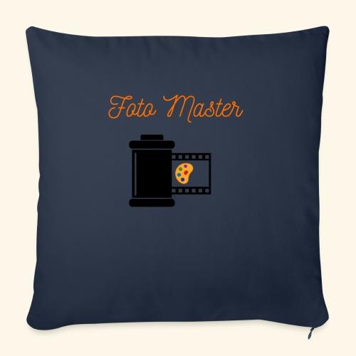 Foto Master 2nd - Sofapude med fyld 44 x 44 cm