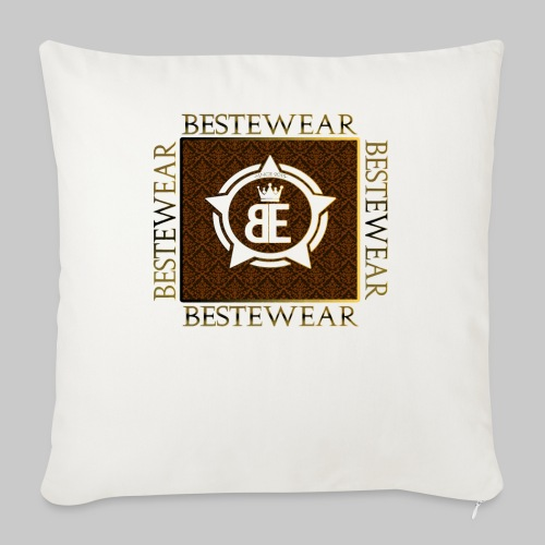 #Bestewear - Royal Line - Sofakissen mit Füllung 44 x 44 cm