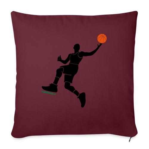 slamdunk_ball - Cuscino da divano 44 x 44 cm con riempimento