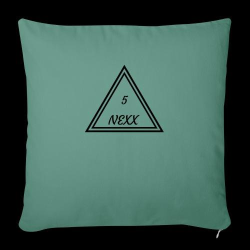 5nexx triangle - Bankkussen met vulling 44 x 44 cm