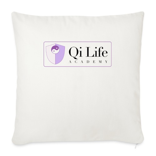 Qi Life Academy Promo Gear - Sofa pillow with filling 45cm x 45cm
