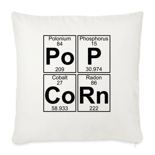 Po-P-Co-Rn (popcorn) - Full - Sofa pillow with filling 45cm x 45cm