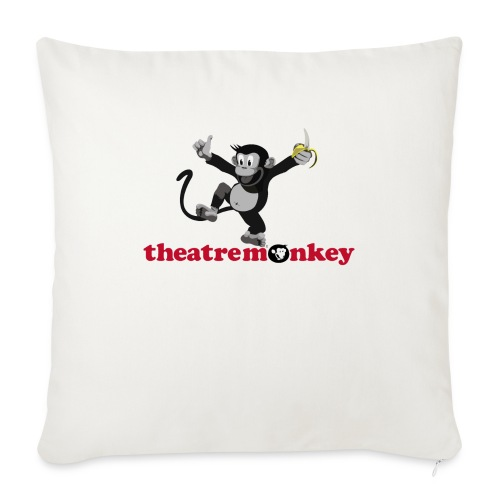 Sammy is Happy! - Sofa pillow with filling 45cm x 45cm