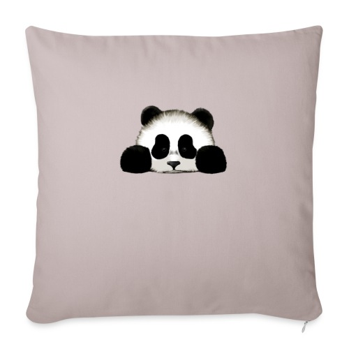 panda - Sofa pillow with filling 45cm x 45cm