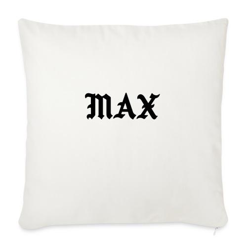 MAX - Bankkussen met vulling 44 x 44 cm