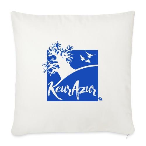 Keur Azur - Coussin et housse de 45 x 45 cm